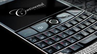 Continental BlackBerry