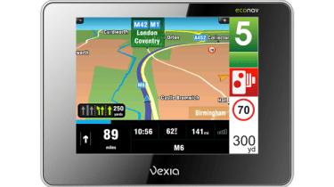 Vexia Econav 380 UK/Ireland