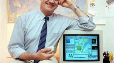 Robert Cailliau, Tim Berners-Lee's first partner