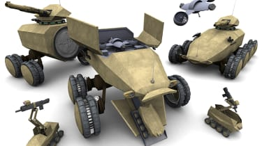 Future Protected Vehicles