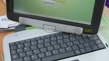 Fizzbook's version of the Classmate PC