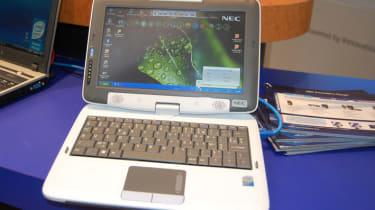 Otomo Classmate PC from NEC