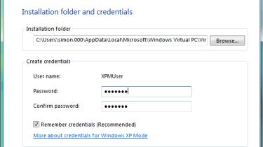 Step 2: Installing the VM