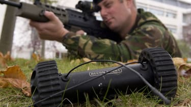 Ministry of Defence unveils new gadgets