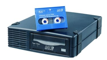 Step 6: HP StorageWorks DAT72 SCSI