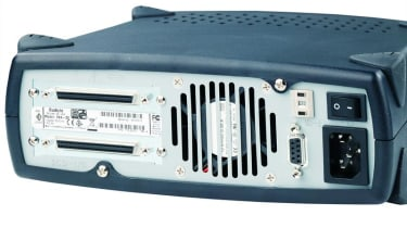 Step 4: Exabyte VXA-320 Packet Tape Drive