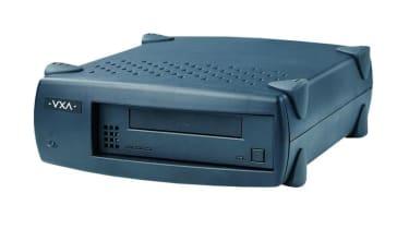 Step 3: Exabyte VXA-320 Packet Tape Drive
