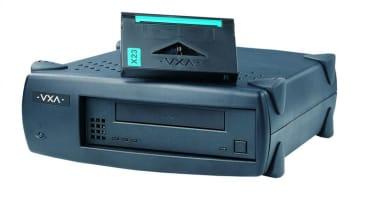 Step 1: Exabyte VXA-320 Packet Tape Drive