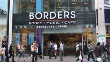 Borders, Oxford Street