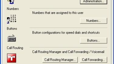 Step 5: User setup