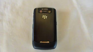 BlackBerry Javelin - Rear
