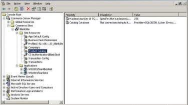 Step 2: Microsoft Commerce Server 2002