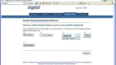 Step 5: PayPal Merchant Tools