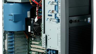 Step 24: Hewlett Packard ProLiant ML310 G3
