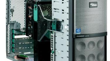 Step 16: Fujitsu Siemens PRIMERGY TX200 S2