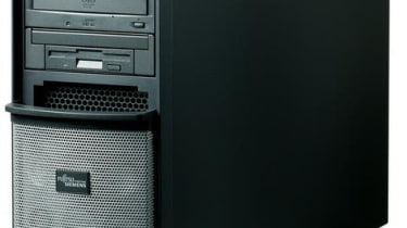 Step 14: Fujitsu Siemens PRIMERGY TX200 S2