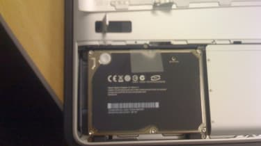 MacBook Pro - Hard Drive