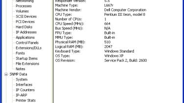 Step 9: Neon Software LANsurveyor 9.5