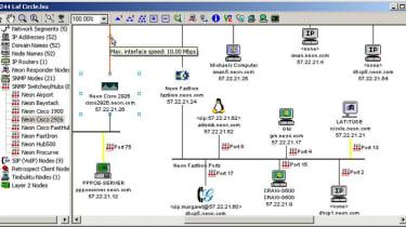 Step 8: Neon Software LANsurveyor 9.5