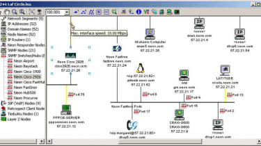 Step 4: Neon Software LANsurveyor 9.5