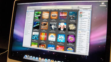 iTunes 8: New cover display
