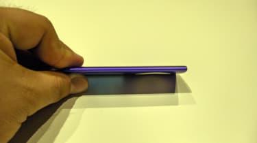 iPod Nano: Thinnest Nano so far