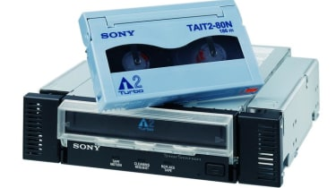 Step 28: Sony StorStation AITi200STS