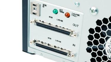 Step 18: HP StorageWorks Ultrium 960