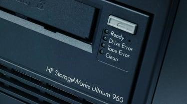 Step 16: HP StorageWorks Ultrium 960