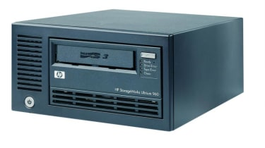 Step 15: HP StorageWorks Ultrium 960