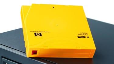 Step 14: HP StorageWorks Ultrium 960