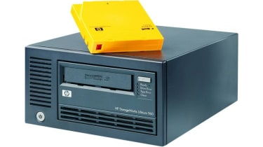 Step 13: HP StorageWorks Ultrium 960