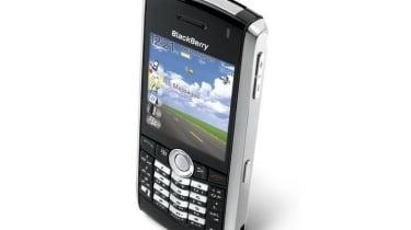 BlackBerry Pearl top