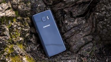 Samsung Galaxy S7 glass back