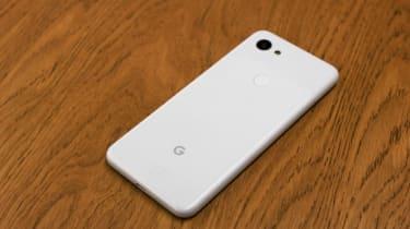 Google Pixel 3a do not disturb