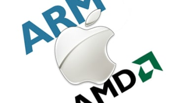 Apple, ARM and AMD