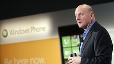 Steve Ballmer Windows Phone 7
