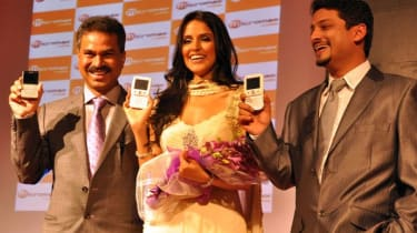 Micromax product launch
