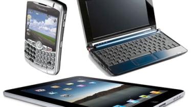 smartphones vs netbooks vs tablets