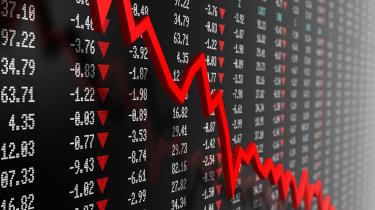 stock crash