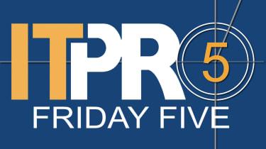 IT PRO Friday Five logo