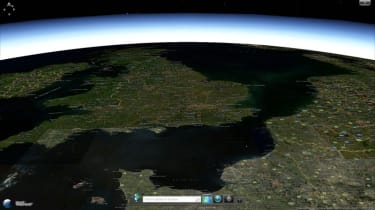 Touch Globe