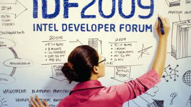 IDF 2009 logo
