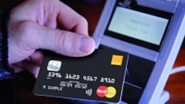 Barclaycard and Orange NFC