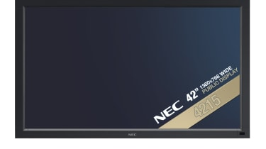 NEC MultiSync LCD4215 front