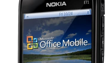 Office Mobile on Nokia