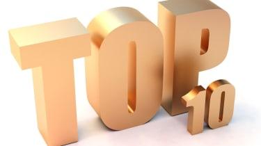 top 10 logo