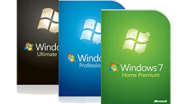 Windows 7 Boxes