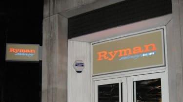 Ryman store