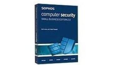 Step 1: Sophos Anti-Virus SBE 2.0